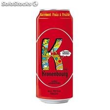 Bte 50CL biere fruit rouge kronenbourg
