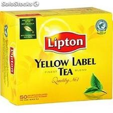Bte 50ST the yellow label lipton
