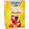 Bte verseuse 500G sucre poudre beghin say