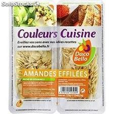 Bts 125G amandes effilees usa daco bello