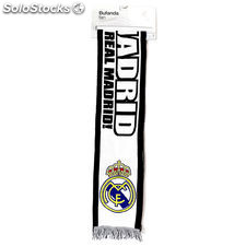 Bufanda Fan Real Madrid