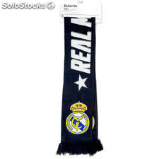 Bufanda Fan Real Madrid �Hala Madrid! doble