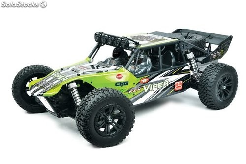 Buggy eléctrico 4WD RTR FTX 1/8 Viper sandrail brushless RC
