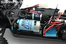 Buggy Vantage eléctrico 1:10 Brushed 2,4GHZ rtr ftx rc