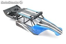 Buggy Viper Sandrail eléctrico 4WD 1:08 Brushed rtr ftx rc