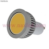 Bulb cob led gu10 3w 6500k day light