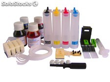 Bulk Ink Hp Bico Metal,tintas,valvula Antirefluxo,broca,snap