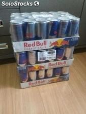 Bull Energy Drink 250ml Reds / Blue / Silver, Energy