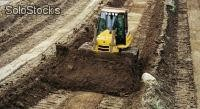 Bulldozer - NEW HOLLAND - D180