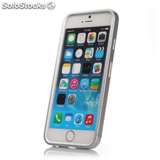Bumper iPhone 6 plata
