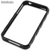 Bumper Metal Frame Apple iPhone 4 y 4s - Negro