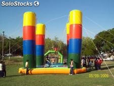 Bungee Jumping Estructura inflable