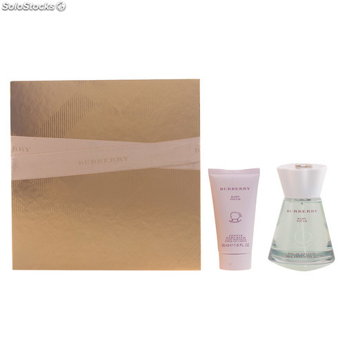 Burberry baby touch lote 2 pz