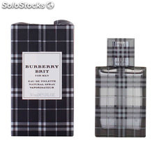 Burberry - BRIT MEN edt vaporizador 30 ml