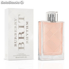 Burberry - brit rhythm women edt vapo 90 ml