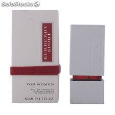 Burberry - burberry sport woman edt vapo 50 ml