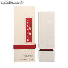 Burberry - burberry sport woman edt vapo 75 ml