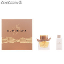 Burberry my burberry lote 2 pz