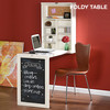 Bureau Mural Rabattable Foldy Table W