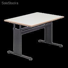 Bureau traditionnel 1200 mm ha gris - 62121