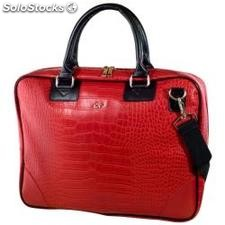 Business advance laptop bag 16 red