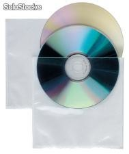 Busta porta CD senza foratura - Soft CD 2 Pro