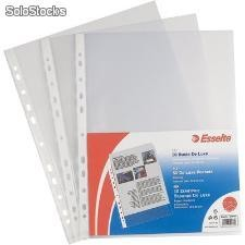 Buste a foratura universale copy safe esselte - office a4 goffrata - 507530 (conf.50)