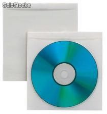 Buste porta CD-DVD - Diskit CD T Strip