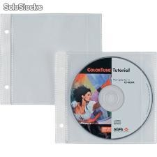 Buste porta cd/dvd per album porta cd/dvd disco 25 sei rota - - 662507 (conf.25)