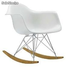 Butaca charles eames rocking chair