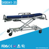 BV Certification Belle chariot ambulancier patient mobile