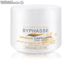 Byphasse mascarilla capilar para cabellos secos 250ml