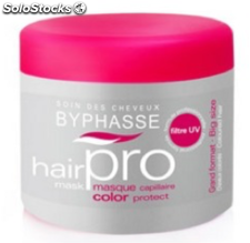 Byphasse mascarilla capilar pro color 500ml
