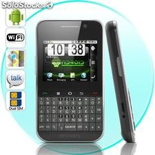 Bz Phone - Touchscreen Android 2.2 Smartphone with qwerty Keyboard (WiFi, Dual s