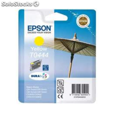 C13t04444010. epson cartucho inyeccion tinta amarillo 13ml