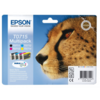 C13t07154010. epson cartucho inyeccion tinta rainbow pack