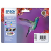 C13t08074011. epson cartucho inyeccion tinta rainbow pack (t0807)