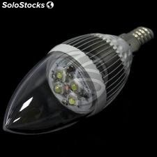 C35 led Bulb E14 4W 230VAC warm light (NB56)