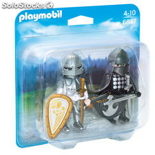 Caballeros Duo Pack Playmobil