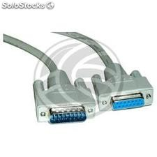 Cable 15pin (DB15-m/h) 3m (CJ03)