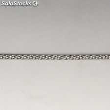 Cable Acero Galvaniz.2 Mm.X 15 M.