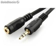 Cable Alargador Jack (3,5 mm) iggual IGG312797 5 m