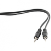 Cable audio gembird cca-404 - conexion jack 3.5 macho - macho - 1.2M - color