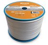 Cable coaxial tipo 19VATC blanco 100 mt