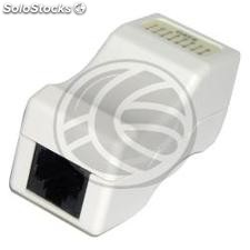 Cable coupler UTP category 6 RJ45 female to RJ45 female (RD81)