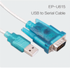 Cable datos USB 2.0 a cable serial cable usb HTP cables al por mayor - Foto 1