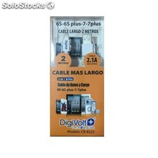 Cable datos y carga 8-pin Digivolt CB-8225