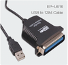 Cable de impresoras cable datos USB 2.0 a cable 1284 Cables al por mayor