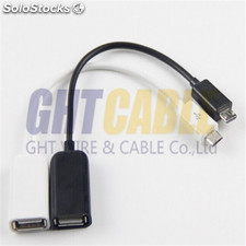 cable de otg GHTFM076 5pin(android)