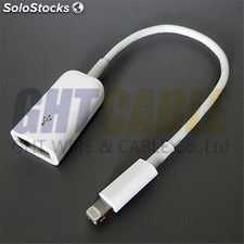 cable de otg GHTFM076 8pin(iphone)